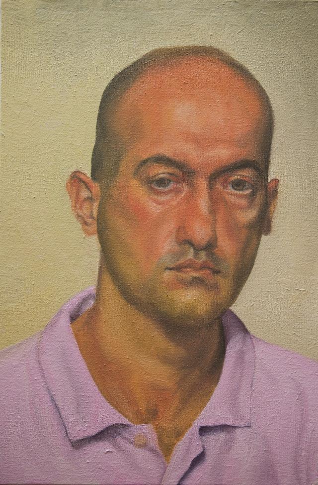 bahman sharifi painting