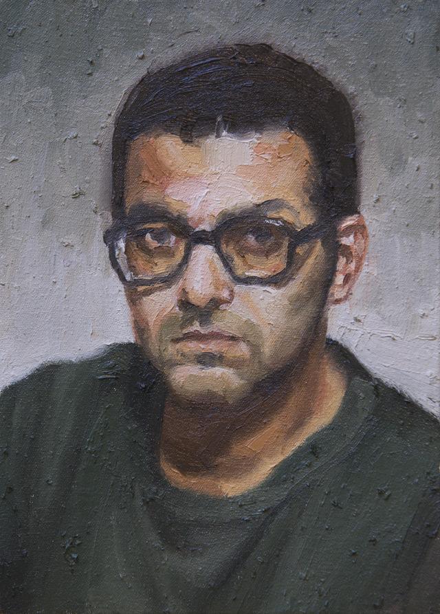 amin davayi painting